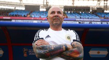 Sampaoli segue sem clube - GettyImages