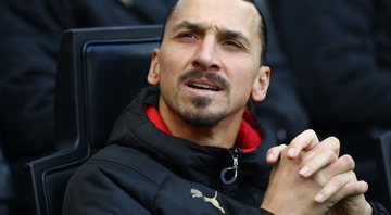 Jogador do LA Galaxy dispara sobre Ibrahimovic - GettyImages