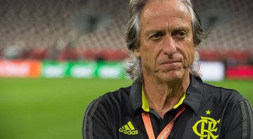 Jorge Jesus revelou os protocolos do Flamengo - GettyImages