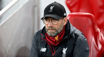 Jurgen Klopp, do Liverpool, surpreendeu ao comentar a criação da Superliga - GettyImages