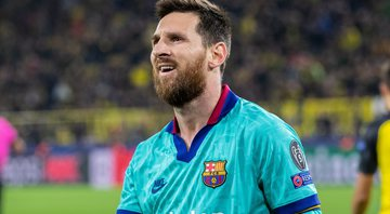 Messi pode estar com o futuro indefinido no Barcelona! - GettyImages