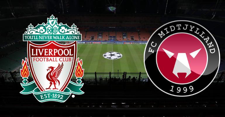 Sportbuzz · Champions League: Onde assistir e prováveis escalações de Liverpool  x Midtjylland