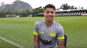 Marrony pode vestir a camisa do Atlético-MG - Transmissão TV Vasco / Youtube