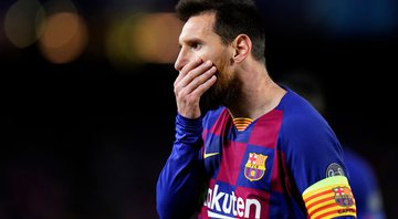 Presidente do Barcelona afirma que Messi é essencial para renovação do elenco - GettyImages