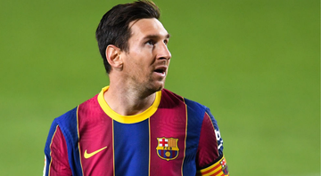 Lionel Messi, atacante do Barcelona - GettyImages