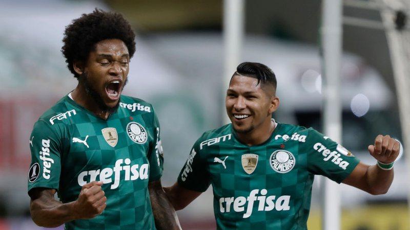 Palmeiras e Independiente del Valle duelaram na Libertadores