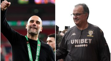 Pep Guardiola exalta Marcelo Bielsa na Premier League - Getty Images