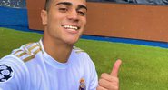 Reinier, jogador do Real Madrid - Instagram