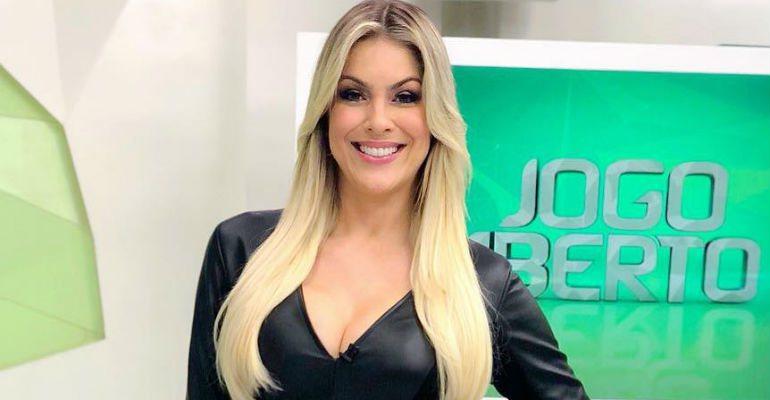 Sportbuzz Personalidades Renata Fan Apresentadora Esportiva