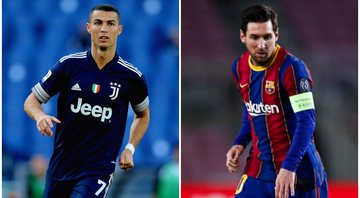 Retrospecto de Cristiano Ronaldo contra Messi - Getty Images