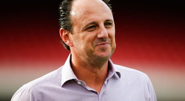 Rogério Ceni, treinador do Fortaleza - GettyImages