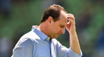 Rogério Ceni vive dilema no comando do Flamengo - GettyImages