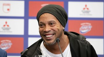 Ronaldinho segue para prisão domiciliar - GettyImages