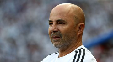 Jorge Sampaoli, treinador do Atlético Mineiro - GettyImages