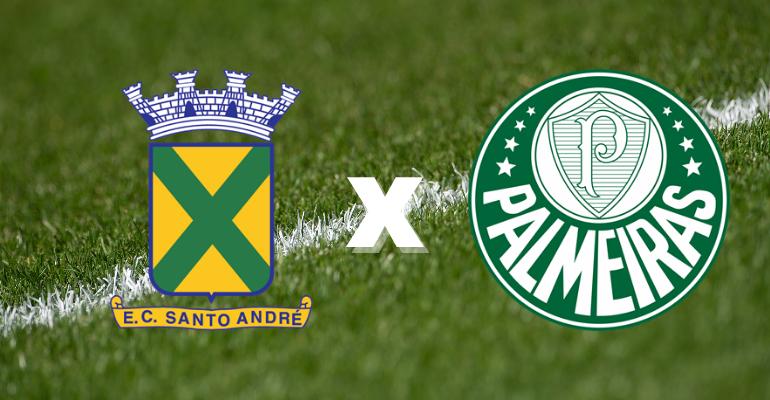 Santo André x Palmeiras: horário, local, escalações e transmissão