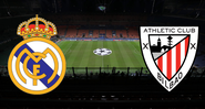 Real Madrid x Athletic Bilbao - LaLiga - GettyImages/Divulgação