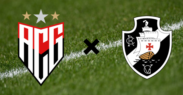 Atlético-GO x Vasco - Campeonato Brasileiro