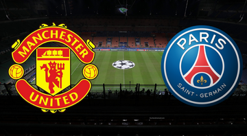 Manchester United x PSG - Champions League - GettyImages/Divulgação