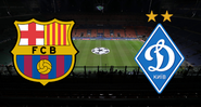 Barcelona x Dínamo de Kiev - Champions League - GettyImages