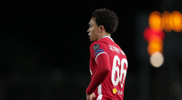 Alexander-Arnold, jogador do Liverpool - GettyImages