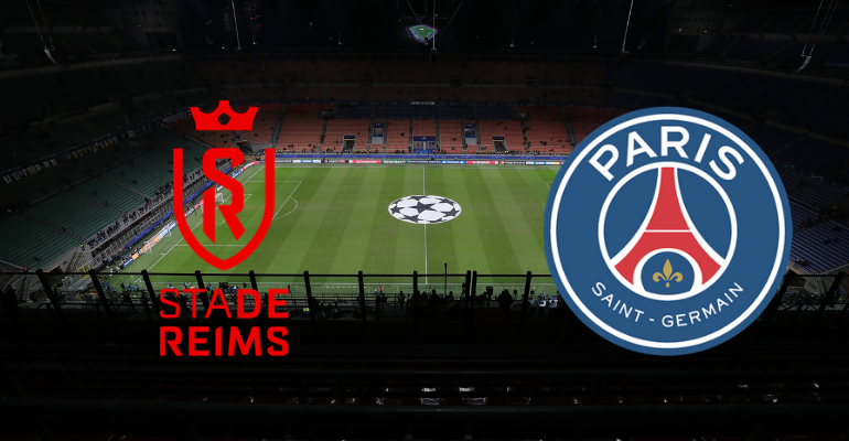 Reims e PSG duelam na Ligue 1