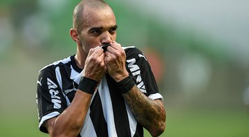 Diego Tardelli, jogador do Atlético-MG - GettyImages