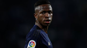 Vinicius Júnior comenta críticas no Real Madrid e analisa - GettyImages