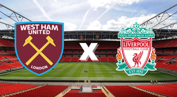 West Ham e Liverpool duelam na Premier League - GettyImages / Divulgação